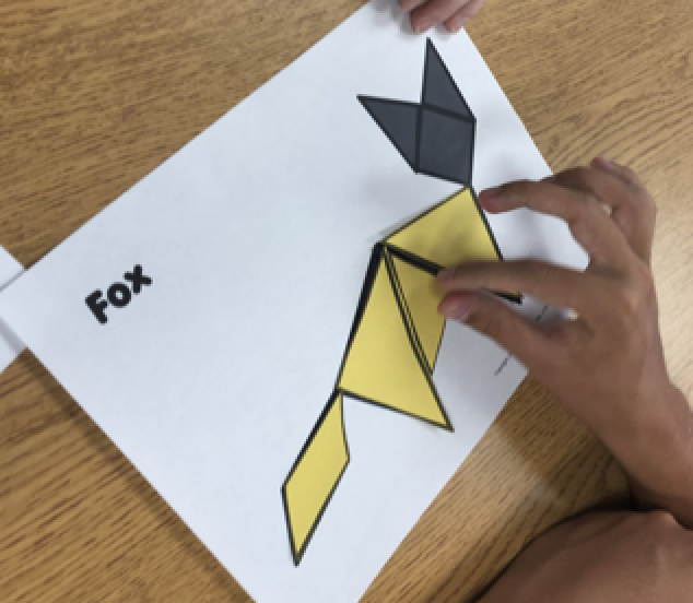 TANGRAMS for special education