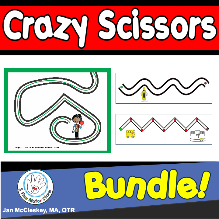 Scissors Skills – A Bundle of Themes